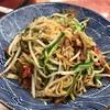 中区錦町 マリンハイツの「百鶴楼」で夕飯いろいろ