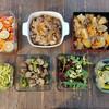 今週の作り置き&作り置きを準備した日の夕食メニュー