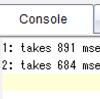TI-Nspire & Lua / スクリプティングのヒント / テーブルの末尾に要素を追加するときは table.insert() を使わない