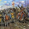 敵が味方に、味方が敵に、昨日の友は今日の敵だったウェールズの王