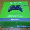 Xbox One コントローラ(Windows 用 USB ケーブル付)