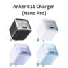 20W出力でiPhone13/13 Proなど最大3倍速で充電可能「Anker 511 Charger (Nano Pro) 」が新発売