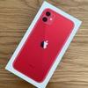 買わないはずだったのに(iPhone 11 Product RED)