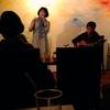下北沢CIRCUSにて、笹子さんと再び。