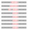Nが現れる素数(N=1,2,3,4)