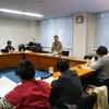 22日、県母親連絡会が教育費の保護者負担軽減、原発再稼働反対等で県交渉。