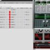 (Digital Performer)プラグインシンセのトラックの作り方~マルチレコード
