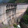 マンタみたいな川治ダム やっぱりダムは面白い