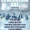 GENERATION AXE -A NIGHT OF GUITARS-  @  Zepp Tokyo 2017