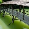 弓削神社の橋