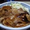 吉野家の『焼味豚丼 十勝仕立て』を試してみましたよ。