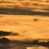 人生初の雲海は弥彦でした