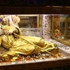 パレルモのミラクルスポット・洞窟の教会「Santuario Santa Rosalia(聖サンタ・ロザリア)」