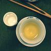 お茶とわたし:阿里山烏龍茶&珈琲