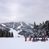 2015年年末 スキージャム勝山へ