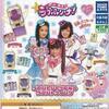 【新商品】『ポリス×戦士 ラブパトリーナ!』のガチャガチャ2種類がYahoo!ショッピングなどで予約受付中!