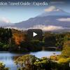ニュージーランドのタラナキ山が富士山そっくり