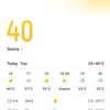 【ラオス】暑いと思ったらついに気温40℃!!