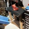 バイス用の作業台DIY