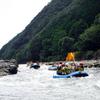 京都保津川でブロガーさんとラフティング体験してきた!