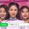 18.09.16 SBS Inkigayo 이달의 소녀(LOONA) - Hi High