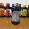 バンダイ 仮面ライダービルド DXフルボトルセット + SGフルボトル