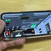 iPhoneの向こうに奥行きを感じるアプリが新鮮