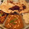 ヴィジェイジャムナさんのインド料理