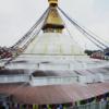 ネパ-ルの世界文化遺産 カトマンドゥ盆地     その⑥ホダナ-トの5回目