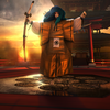 『D×2 真・女神転生リベレーション』でのビッグバナー画像制作事例