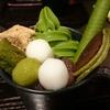茶寮翠泉(さりょうすいせん)の翠泉パフェ
