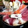 海鮮丼が食べられる田原市の「渥美の丼屋まるみ」海鮮丼の他に天丼メニューもあっておすすめ