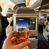 フランクフルト→上海 LHビジネスクラス搭乗:2018ドイツ旅・復路編3