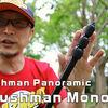 360度撮影に最適な自立一脚「Bushman Monopod」