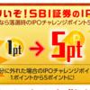 SBI証券の激アツキャンペーン