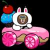 【ラインレンジャー】エクレアコービーのステータス