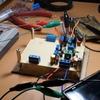 A級バランスHPアンプ製作(製作編8)