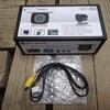 バックカメラ テスト Rear view camera
