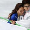 【動画】李相花(イ・サンファ)が銀メダル!平昌オリンピック(江陵オーバル)女子スピードスケート500メートル