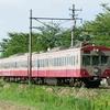 8月14日撮影 近江鉄道 五箇荘~河辺の森~八日市間 近江鉄道で赤電を撮る