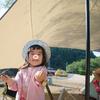 蛍を見ようin湯の瀬温泉郷キャンプ場●1日目
