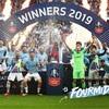 【FAカップ/ファイナル・ワトフォード戦】大勝で今季ラストゲームを飾る!!史上初の国内3冠達成!!
