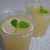 グレープフルーツゼリーのレシピ(アガー使用)