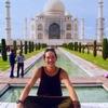 【タージマ・ハル】インドと言ったらこの場所