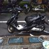 #バイク屋の日常 #ホンダ #ディオ #AF62 #洗車 #納車