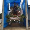 屋形石の祇園山曳き