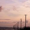 清和県民の森キャンプ場を拠点にして千葉の面白スポットを巡ってきたよ 2 江川海岸の海中電柱編