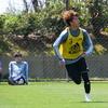 【練習見学ログ】4/15 U-20日本代表練習、お兄さんの表情の山田康太選手