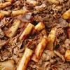 豚肉とトッポギの味噌炒め