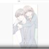 【You Tube更新】「まじです!」LINEマンガバナーイラスト